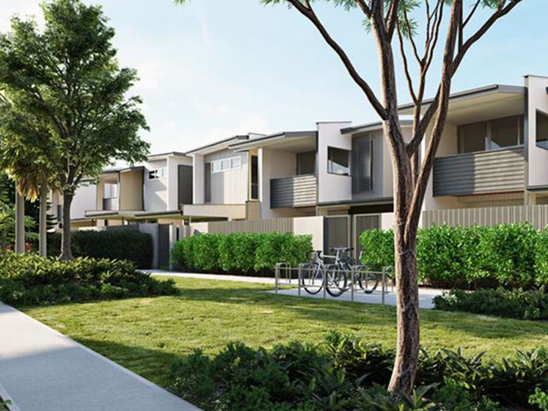 RESIDENTIAL FLAT/TOWNHOUSE DEVELOPMENT